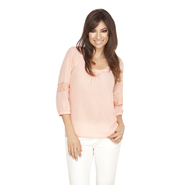 Kardashian Kollection Women's Lace Blouse at Sears.com