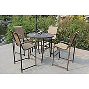 BHG Nani 5 Pc High Dining Set at Kmart.com