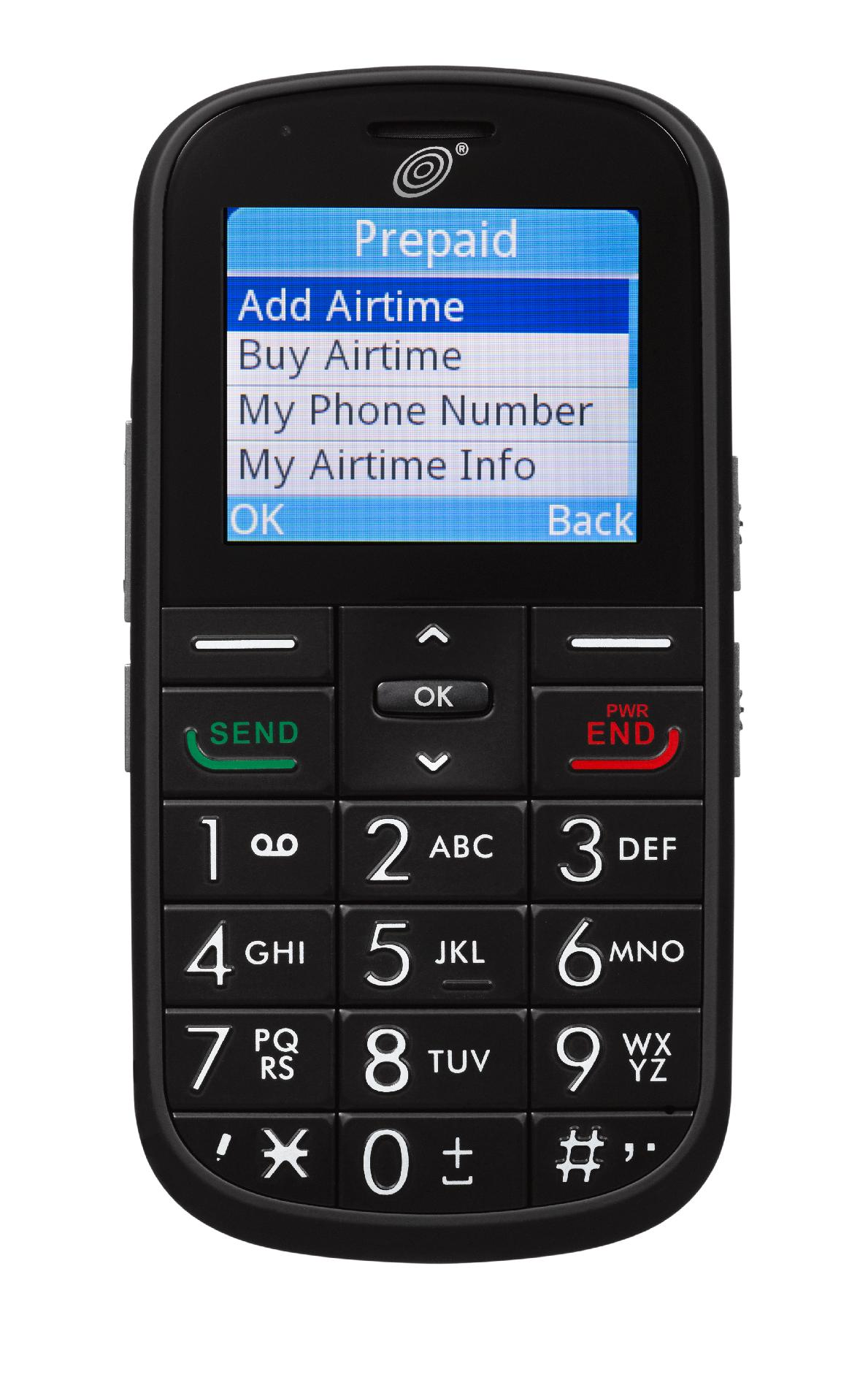 TracFone  Alcatel The Big Easy A382G No-Contract Cell Phone