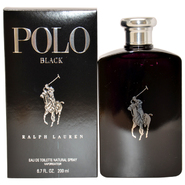 Ralph Lauren Polo Black by Ralph Lauren for Men - 6.7 oz EDT Spray at Kmart.com