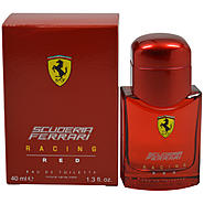 Ferrari Scuderia Racing Red by Ferrari for Men - 1.3 oz EDT Spray at Kmart.com