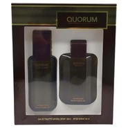 Antonio Puig Quorum by Antonio Puig for Men - 2 Pc Gift Set 3.4oz EDT Spray, 3.4oz After Shave Lotion at Kmart.com