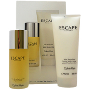Escape by Escape for Men - 2 PC Gift Set 3.4oz EDT Spray, 6.7oz After Shave Balm at Kmart.com