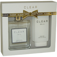 Intercity Beauty Company Clear Men by Intercity Beauty Company for Men - 2 Pc Gift Set 2.82oz EDT Spray, 3.38oz Shower Gel at Kmart.com