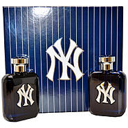 New York Yankees by New York for Men - 2 Pc Gift Set 3.4oz EDT Spray, 3.4oz Cologne Splash at Kmart.com