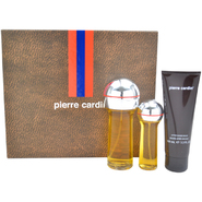 Pierre Cardin by Pierre Cardin for Men - 3 Pc Gift Set 2.8oz EDT Spray, 1oz EDT Spray, 3.3oz After Shave Balm at Kmart.com