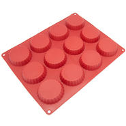 Freshware 12-Cavity Silicone Tartlet Pan at Kmart.com