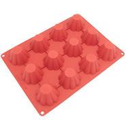 Freshware 12-Cavity Silicone Brioche/Briochette Pan at Kmart.com