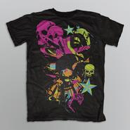 NSS Young Men's Graphic T-Shirt - Skulls & Stars at Kmart.com