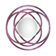 STERLING INDUSTRIES Milton Mirror In Purple Finish at Kmart.com