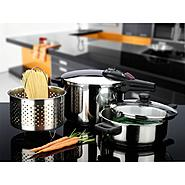 Fagor Splendid 2 x 1 Multipressure Cooker Set at Kmart.com