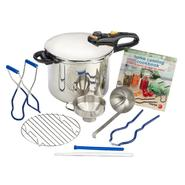 Fagor Duo 9 Piece Pressure Canning Set at Kmart.com