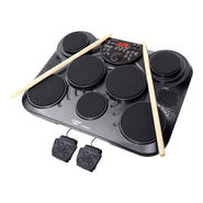Pyle Electronic Table Digital Drum Kit Top w/ 7 Pad Digital Drum Kit at Kmart.com