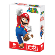 USAopoly Mario Shaped Puzzle: 200 Pcs at Kmart.com