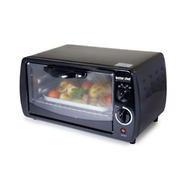 Better Chef IM-266B Black 9-Liter Toaster Oven at Kmart.com