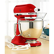 KitchenAid Artisan® Series Persimmon 5 Qt. Stand Mixer at Sears.com