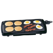 "Presto 10-1/2"" x 20-1/2"" Cool Touch Griddle at Kmart.com"