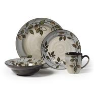 Pfaltzgraff Rustic Leaves 16pc Set Dinnerware Set at Kmart.com