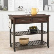Home Styles Cabin Creek Kitchen Cart at Kmart.com