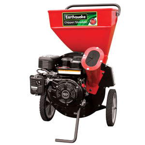 Earthquake  Chipper Shredder - 212cc