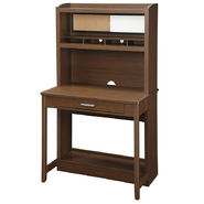 OSP Designs Alden Workstation in Light Oakwood Finish at Kmart.com