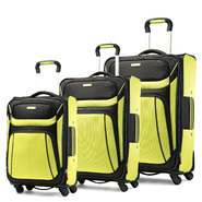Samsonite Aspire Sport Spinner Luggage Set (Volt/Black) at Sears.com