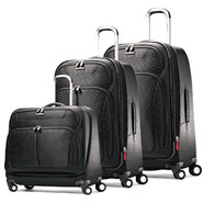 Samsonite HYPERSpace Spinner Luggage Set (Galaxy Black) at Sears.com