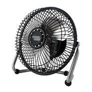 "Black & Decker 6"" All-Metal Personal Fan at Kmart.com"