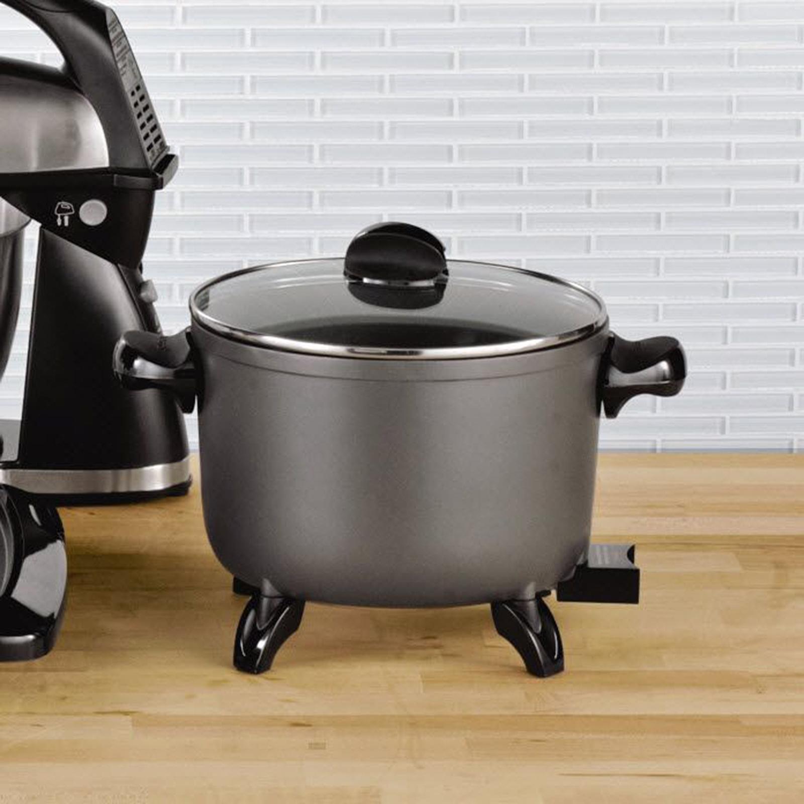Exceptionnel Presto Kitchen Kettle Multi Cooker Steamer Presto 06000 Kitchen Kettle  Electric Multi Cooker Steamer 6qt .