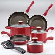 Paula Deen 11-Piece Set, Red at Sears.com