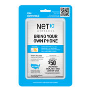 NET10 Pre-Paid SIM Card for GSM Mobile Phone at Kmart.com