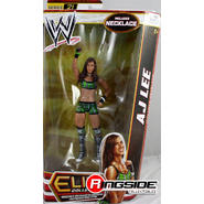 WWE AJ Lee - WWE Elite 21 Toy Wrestling Action Figure at Kmart.com