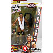 WWE Alberto Del Rio - WWE Elite 21 Toy Wrestling Action Figure at Kmart.com