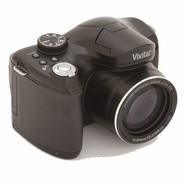 "Vivitar ViviCam S1527 16MP Bridge Camera with 2.7"" Screen and 18x Optical Zoom-Black at Sears.com"