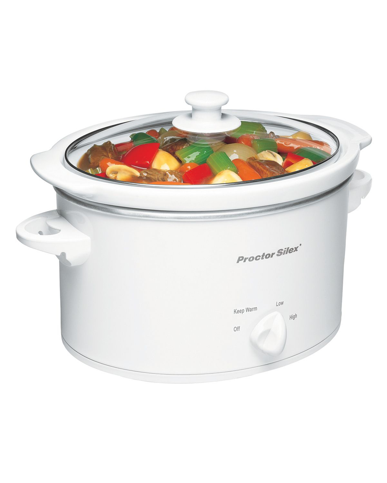 Proctor Silex 3 Quart Oval Slow Cooker