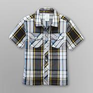 WonderKids Infant & Toddler Boy's Short-Sleeve Shirt - Plaid at Kmart.com