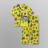 Nickelodeon SpongeBob SquarePants Toddler Boy's Pajamas at Kmart.com