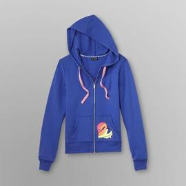 Joe Boxer Women's Graphic Hoodie Jacket - Believe at Kmart.com