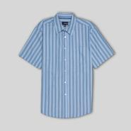 Basic Editions Men's Big & Tall Easy Care Shirt - Striped at Kmart.com