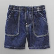 WonderKids Infant & Toddler Boy's Denim Shorts at Kmart.com