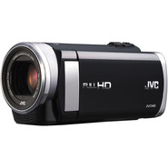 JVC GZHM40BUS HD Flash Memory Camcorder (Refurbished) at Sears.com