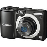 Canon 16MP PowerShot Digital Camera A1400 - Black at Kmart.com