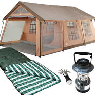 Northwest Territory Front Porch Tent - 18' x 12' with ...