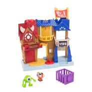 Imaginext DISNEY-PIXAR  Monster's University by Fisher-Price® Imaginext® University Row at Kmart.com