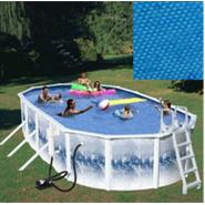 12' X 24' Oval Above Ground Pool And Solar Cover Bundle at Sears.com