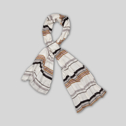 Studio S Women's Wrap Scarf - Striped at Sears.com