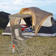 Northwest Territory Northwoods 6-person tent with Mesh Chair & Insect Repellent Bundle at Kmart.com