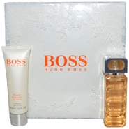 Boss Orange by Hugo Boss for Women - 2 Pc Gift Set 1oz EDT Spray, 1.6oz Perfumed Body Lotion at Kmart.com