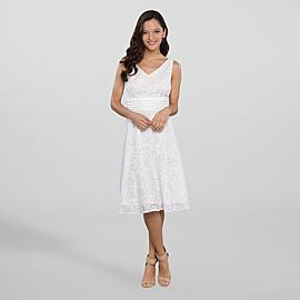 Robbie Bee Women's Lace Dress at Sears.com