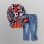 WonderKids Infant & Toddler Boy's Outfit - Monster Truck at Kmart.com